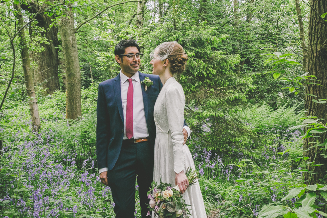 Discovery Centre Wedding Ecclesall Woods