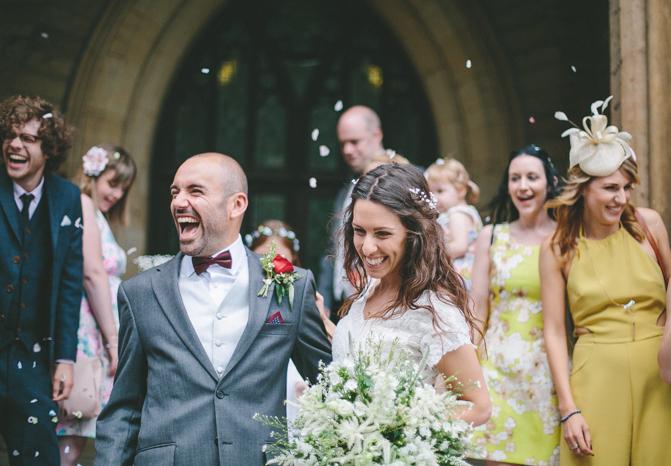 Ranmoor Church Sheffield Wedding