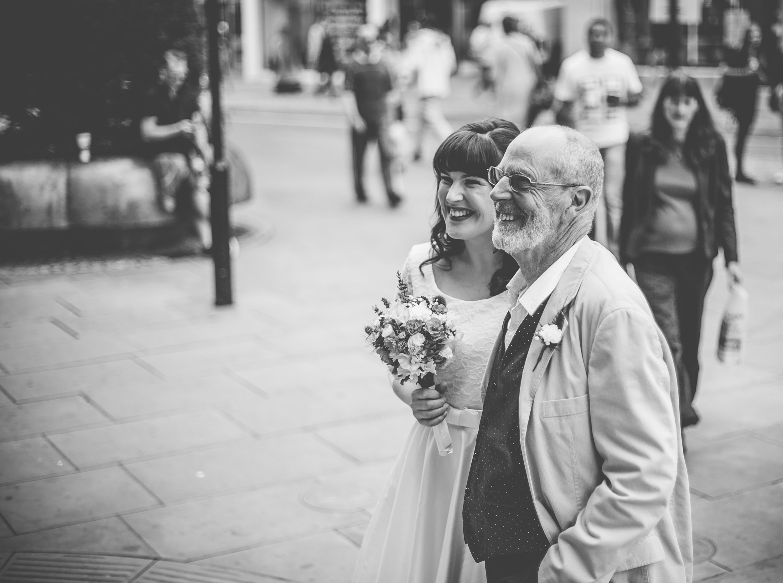 Sheffield Town Hall Wedding