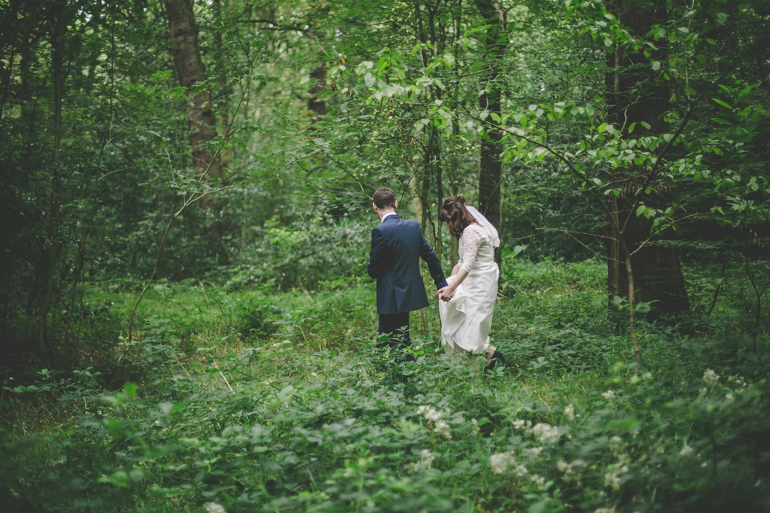 Sheffield Ecclesall Woods Wedding