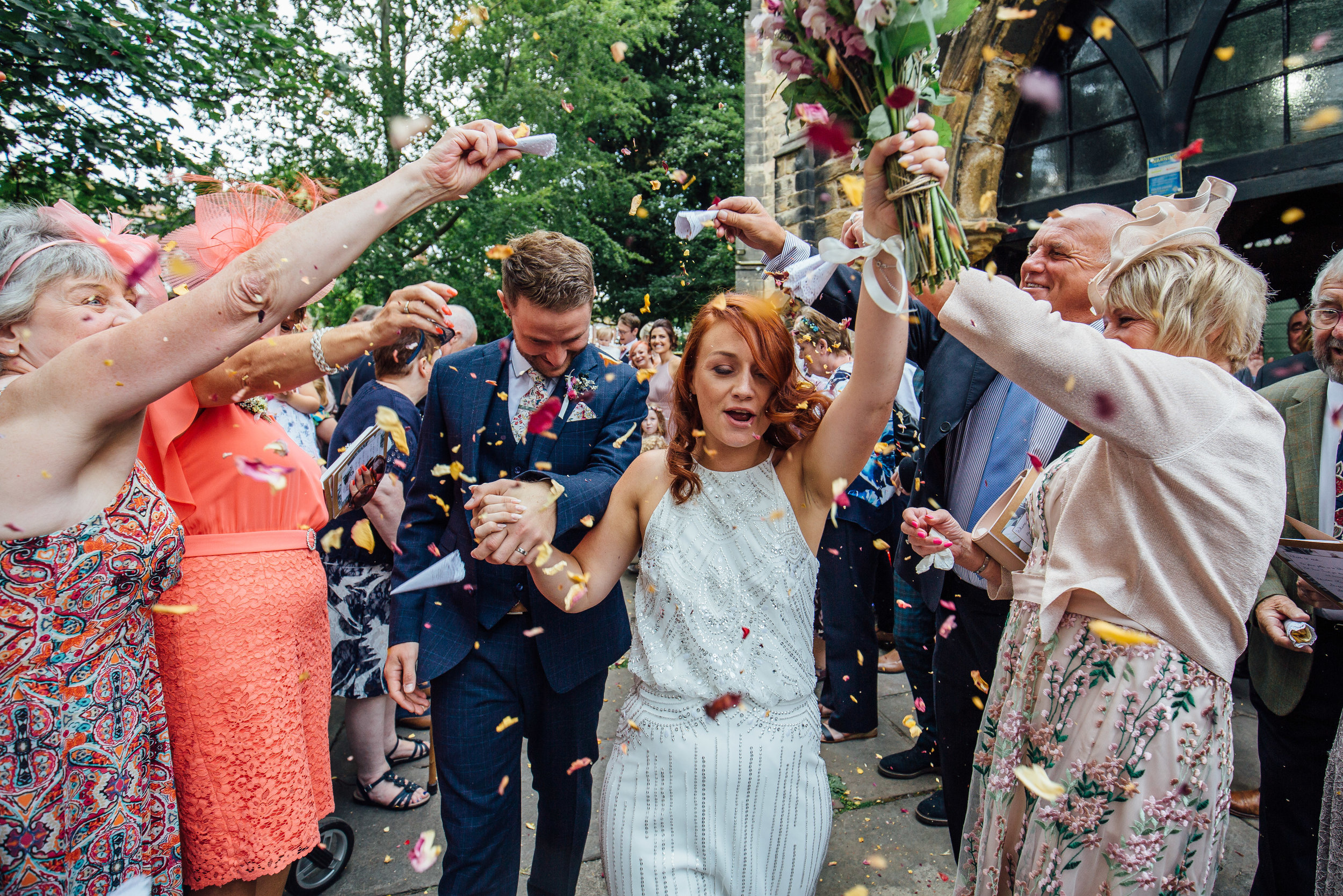 Whirlow Hall Farm Wedding Sheffield