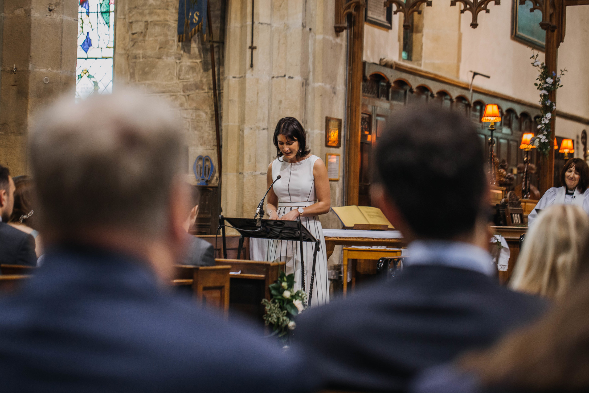 Hope Church Peak District Wedding Photographer