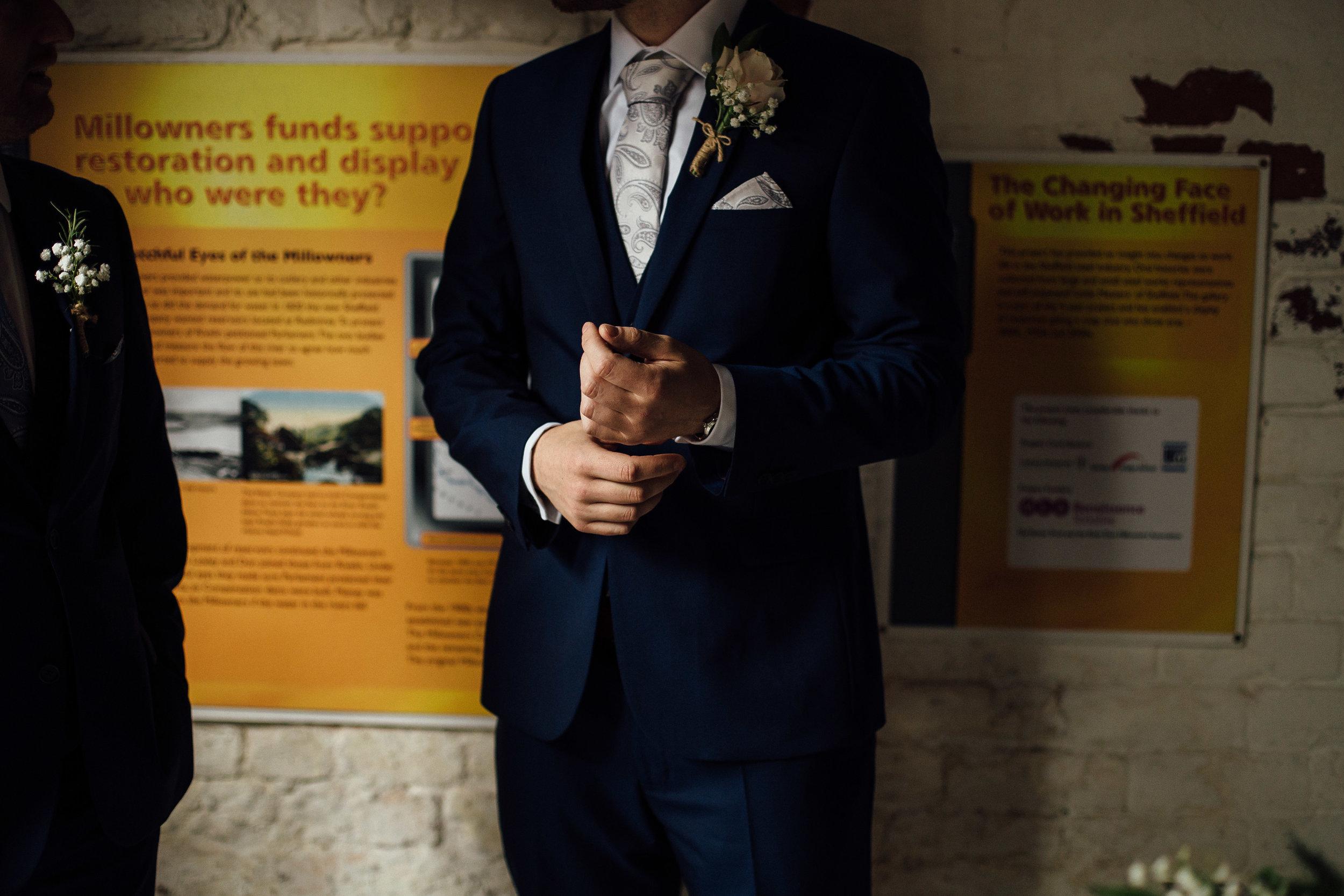 Sheffield Wedding Photographer Kelham Island Museum Wedding