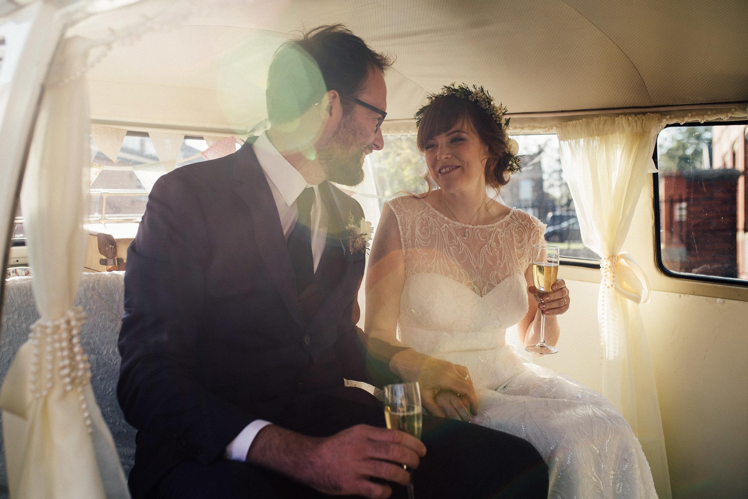 92 Burton Road Kelham Island Sheffield Wedding