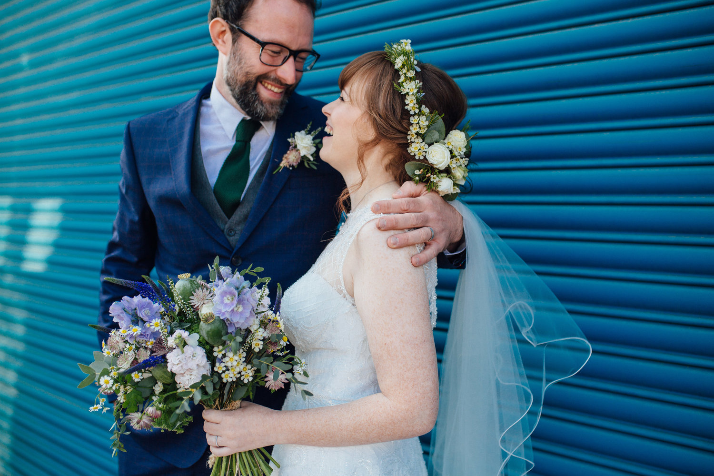 92 Burton Road Urban Sheffield Kelham Island Wedding