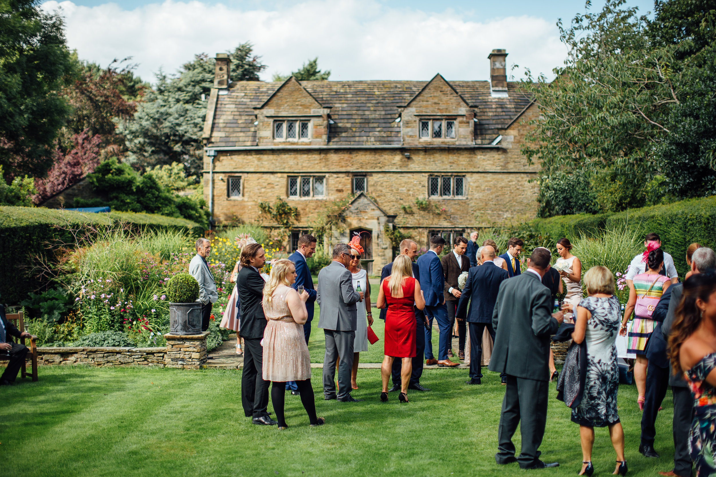 Woodthorpe Hall Wedding Peak District Wedding Venue