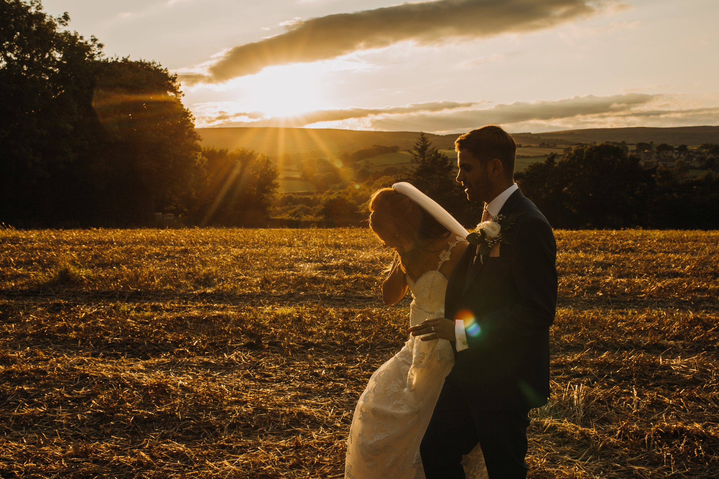 Woodthorpe Hall Peak District Wedding Venue