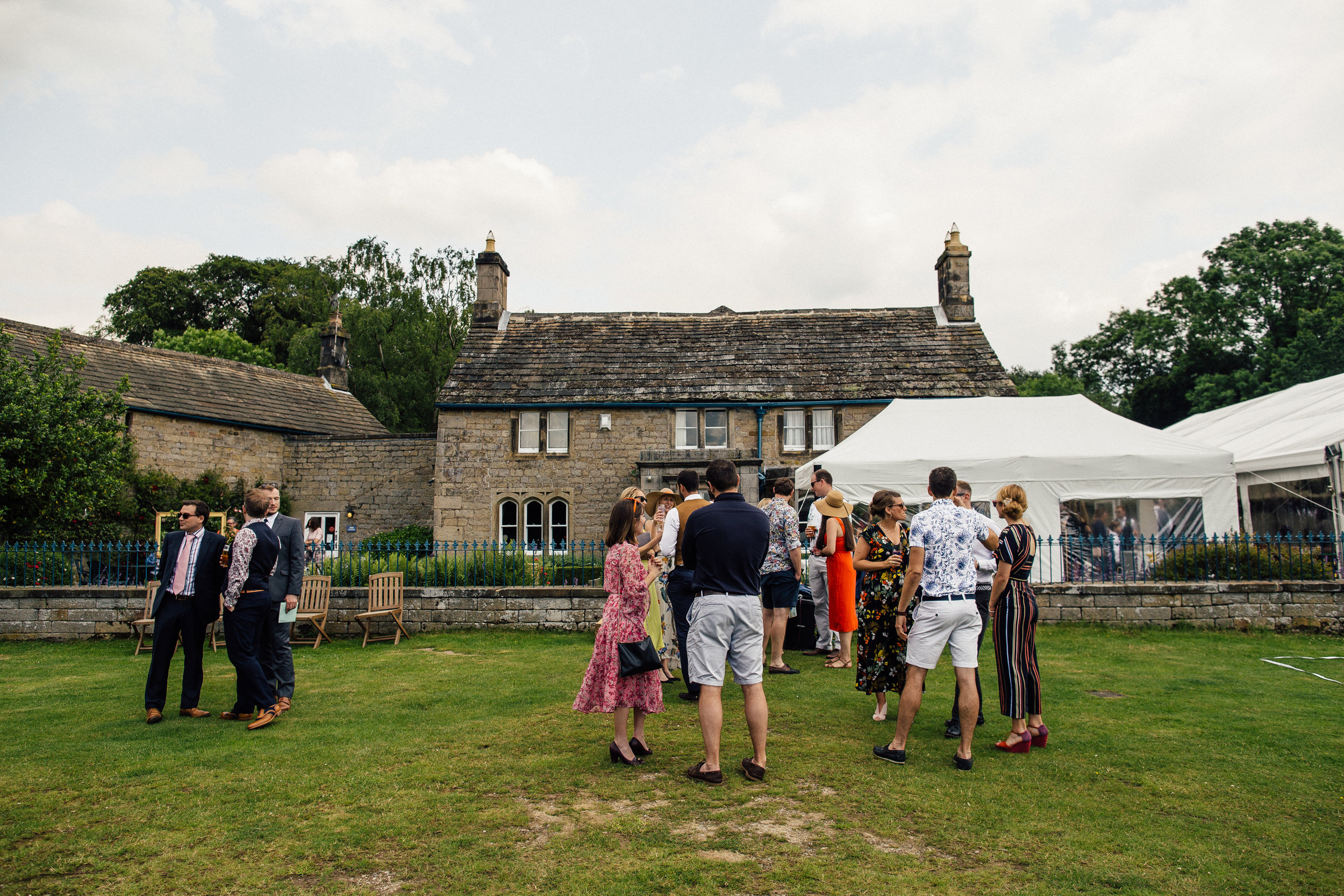 Peak District Wedding Venue Sheffield Heathy Lea B&B Buxton