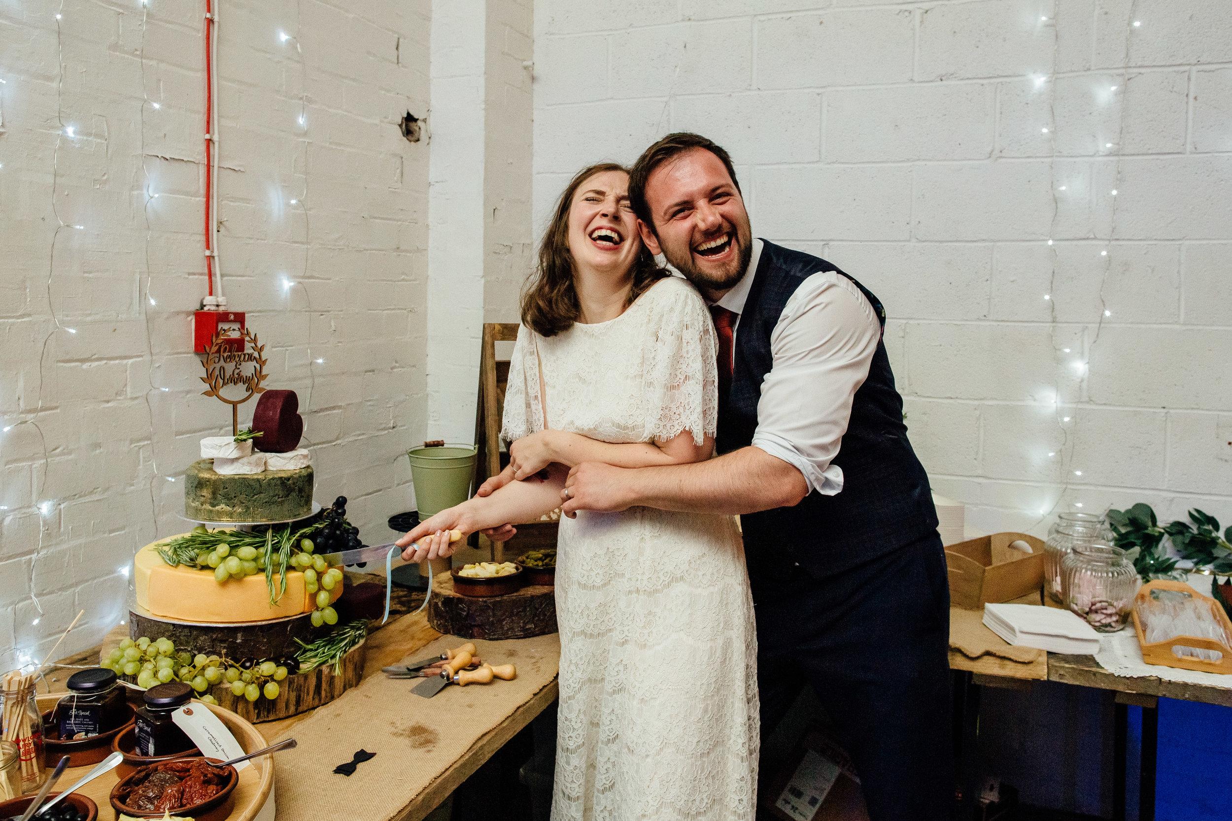 Trafalgar Warehouse Sheffield Wedding Photography