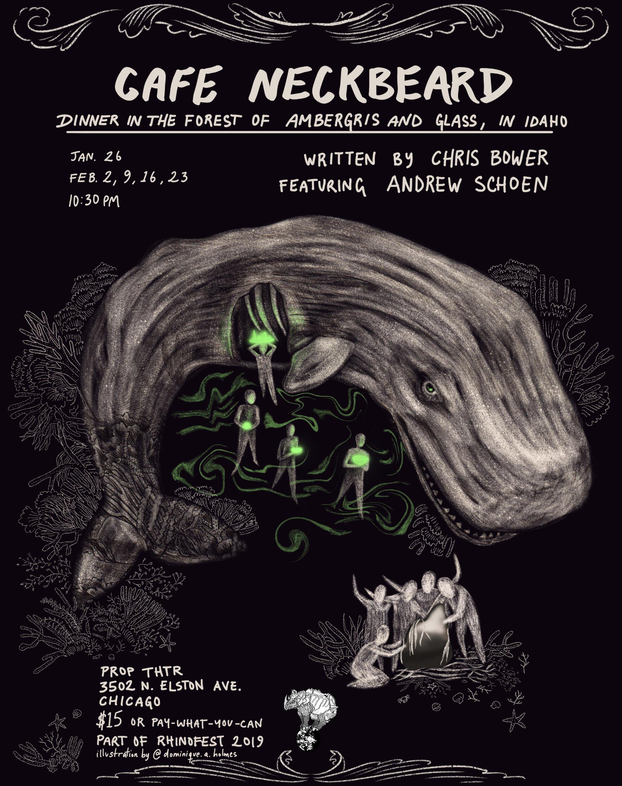 Cafe Neckbeard