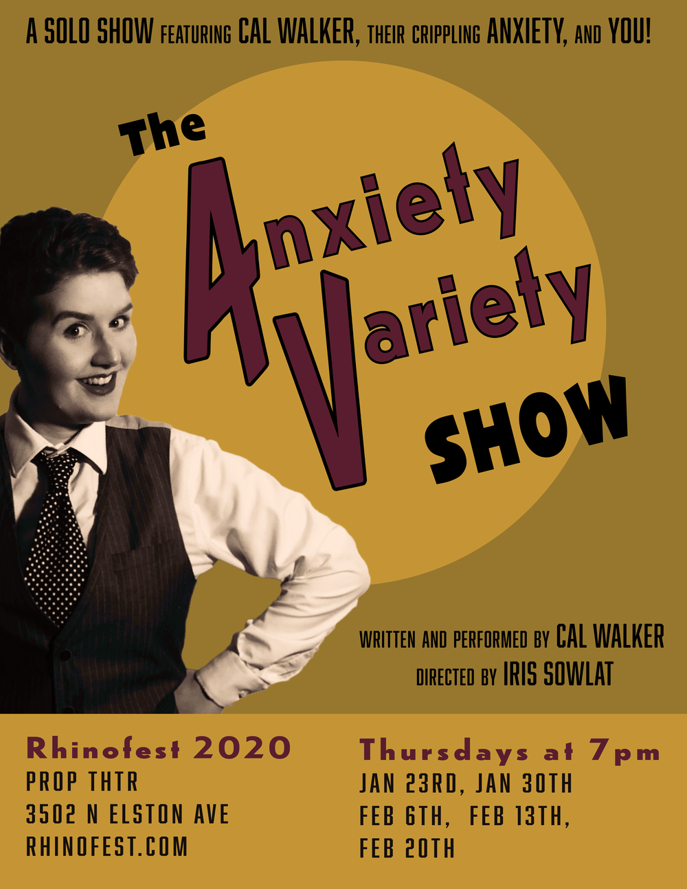 Anxiety Variety Show