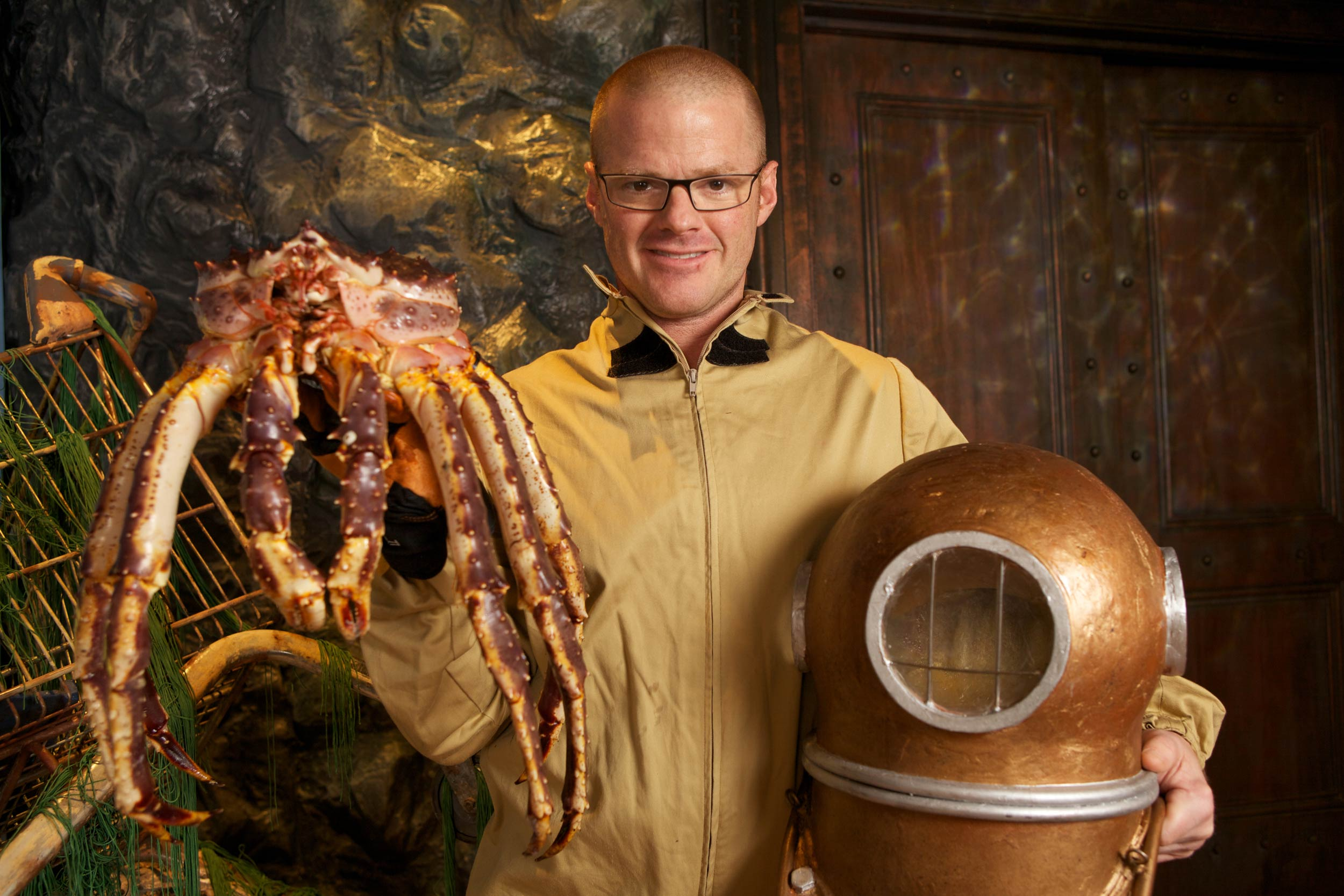 Heston's Fishy Feast