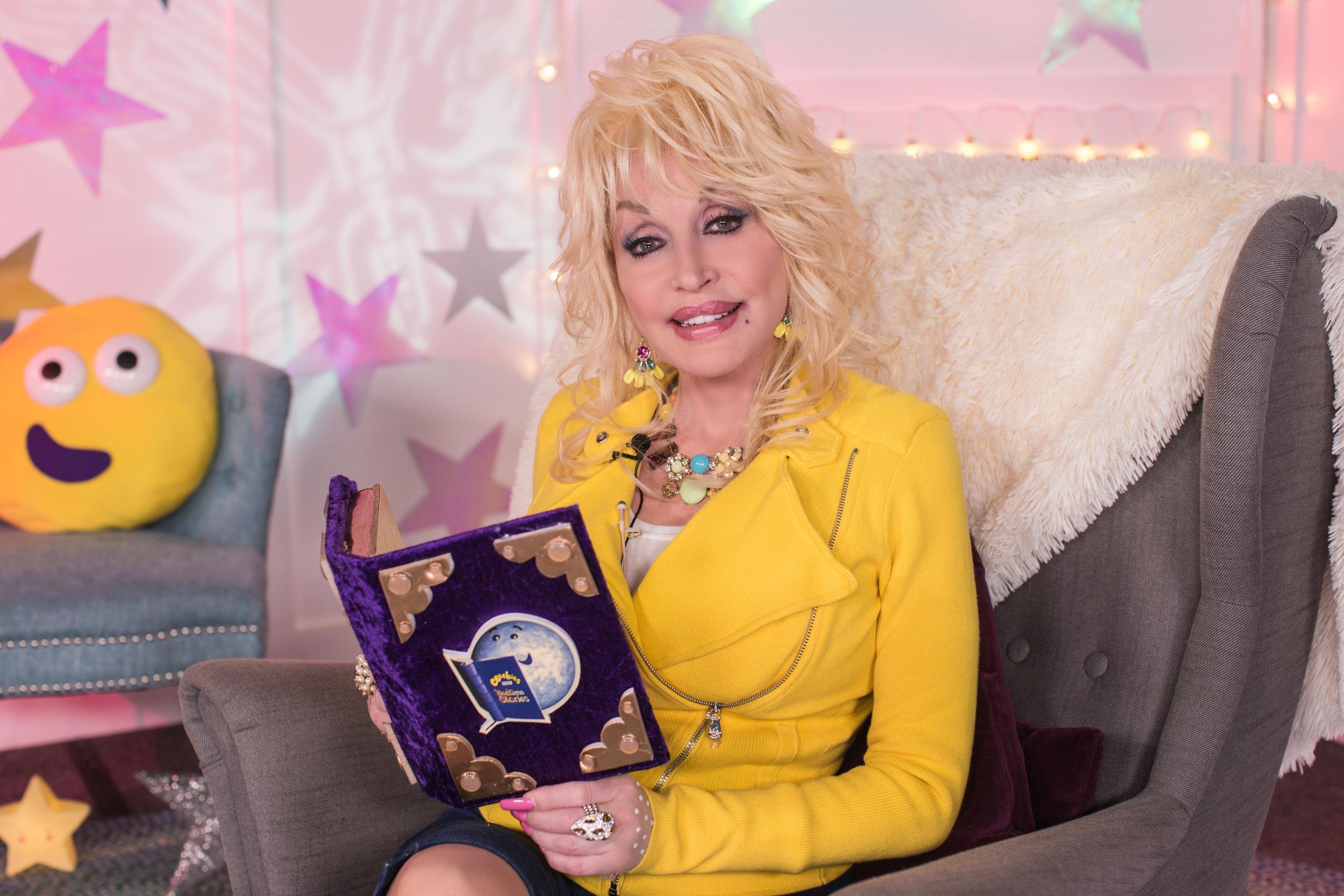 Dolly Parton  CBeebies / BBC