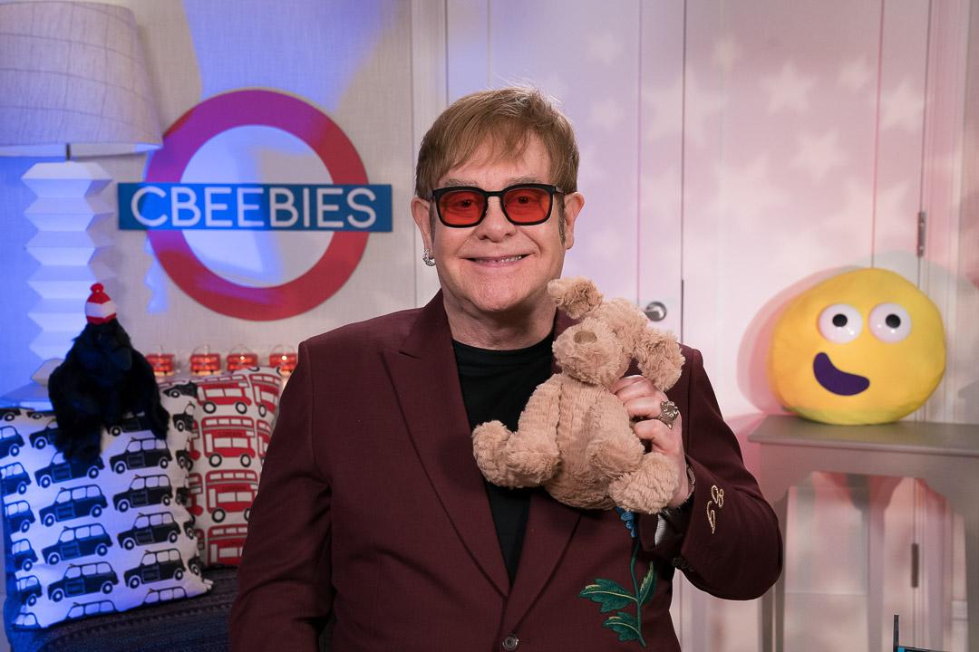 Elton John  CBeebies / BBC
