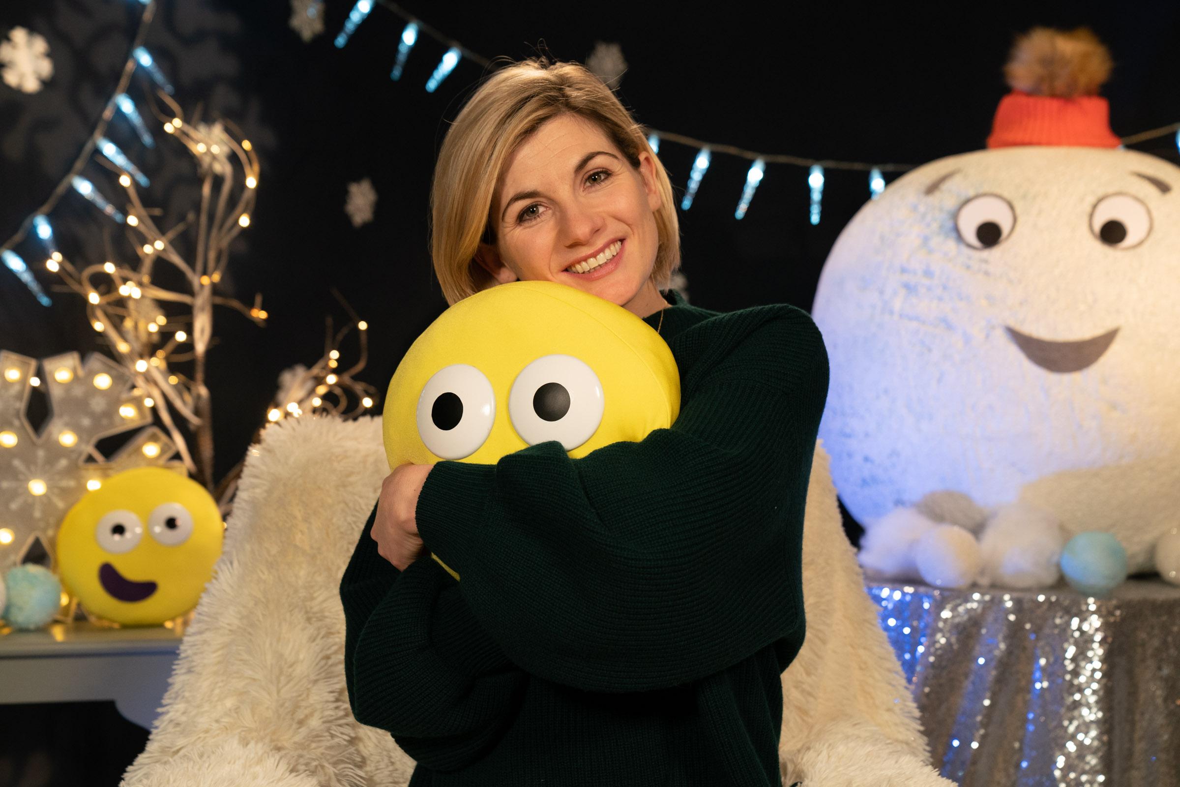 Jodie Whittaker  CBeebies / BBC