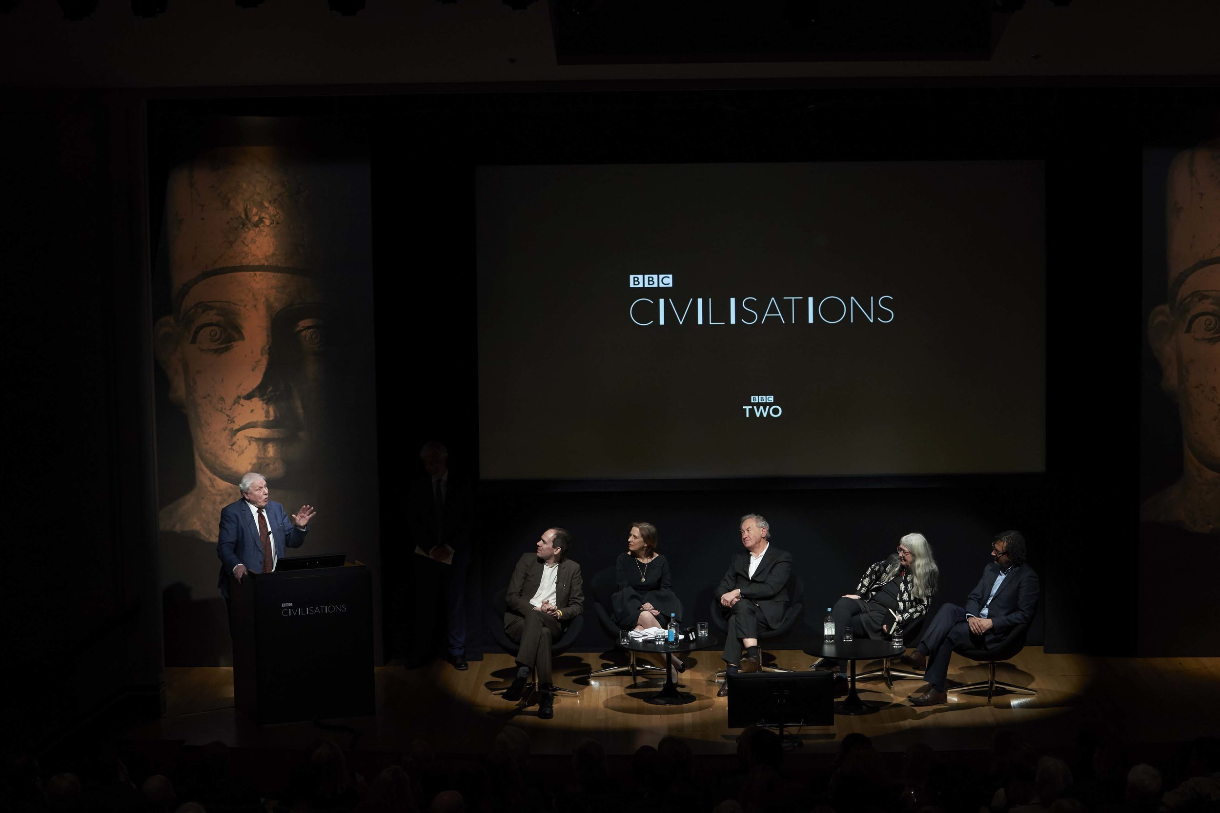 Civilisations Launch