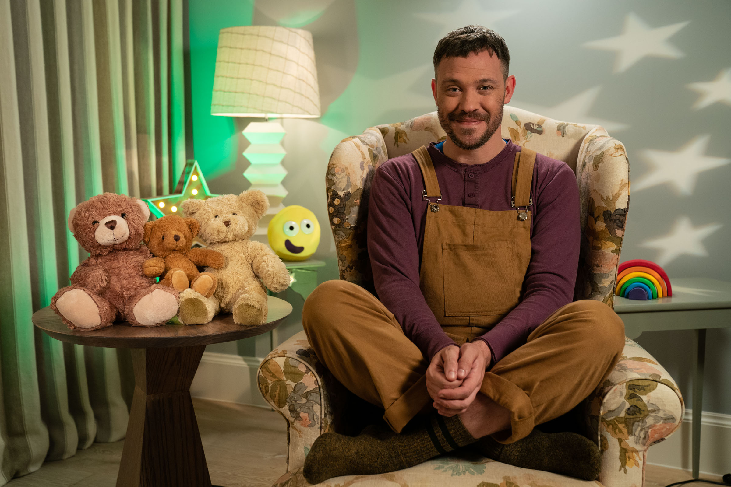 Will Young  CBeebies / BBC