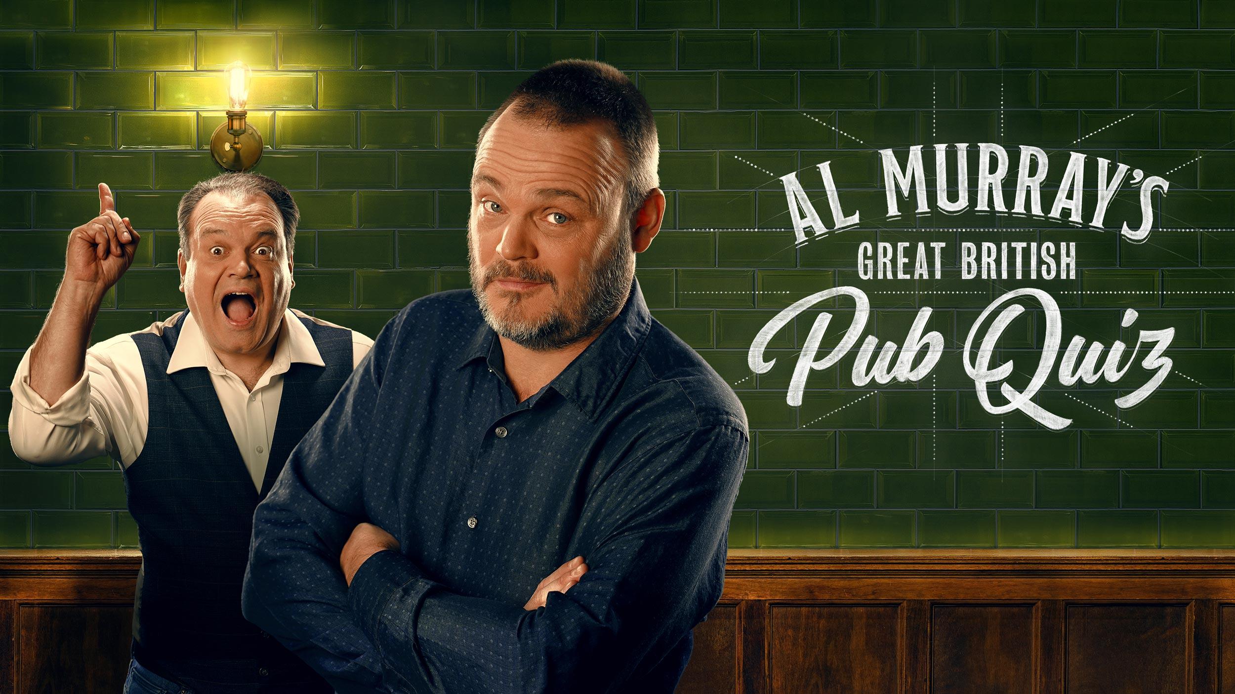 Al Murray's Great British Pub Quiz  Avalon / Quest / Discovery