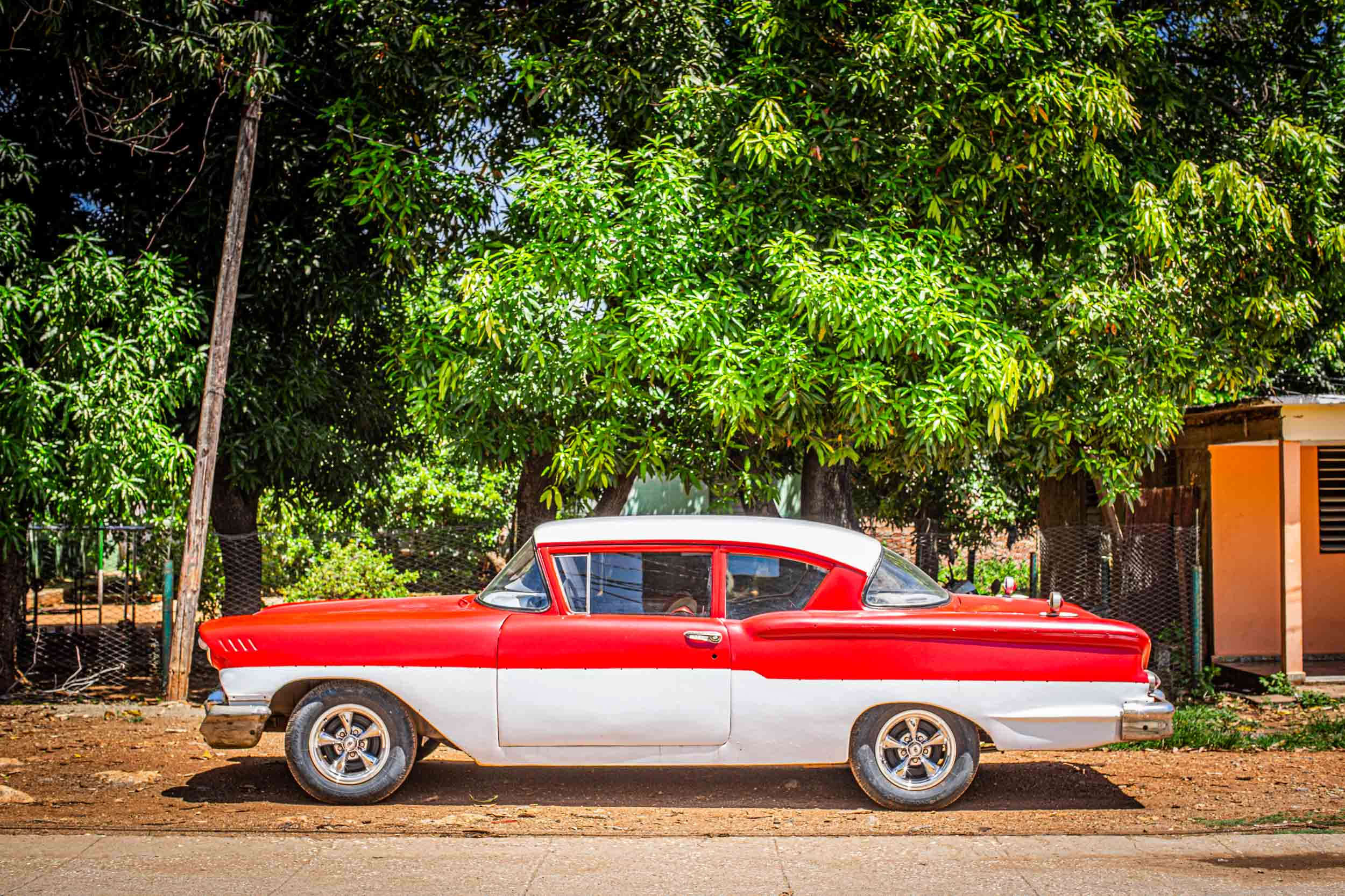 1957/58 Chevrolet Bel Air