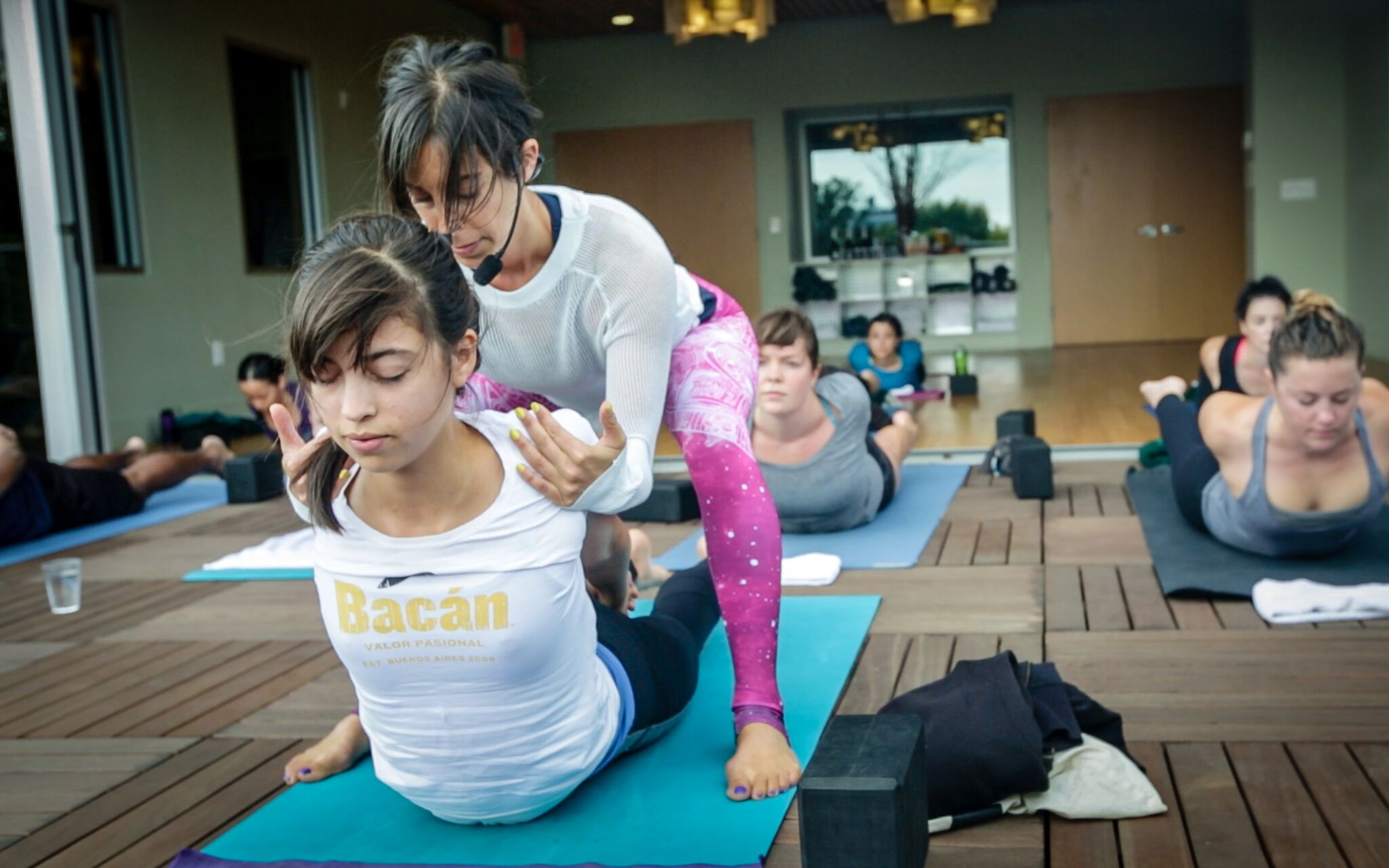 Yoga Pilates Fitness -