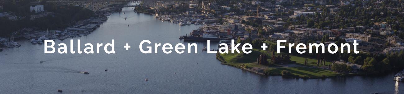 Ballard Green Lake Fremont