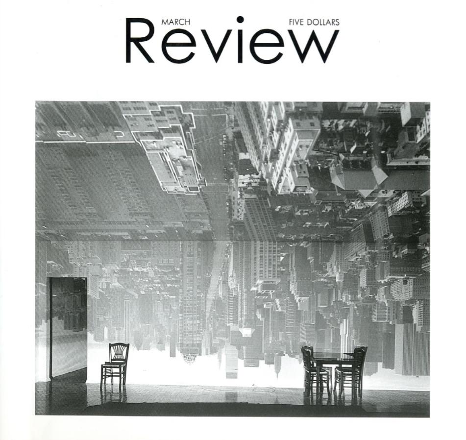 Review Magazine by Kim Carpenter  - Claudia Alvarez at El Museo Latino