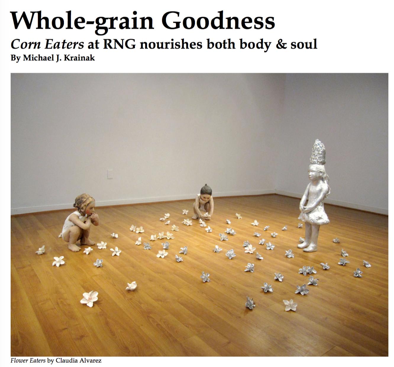 Whole-grain Goodness by Michael J. Krainak