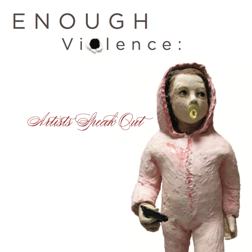 Enough Violence - God Help The Children by Alexis Payne