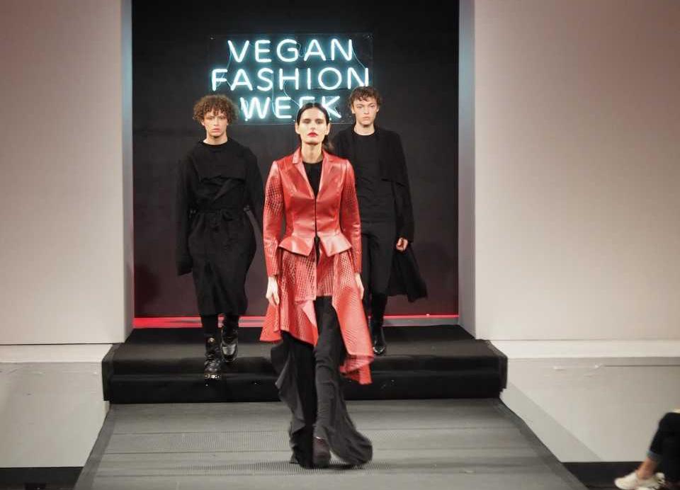 Vegan Fashion Week Runway Show