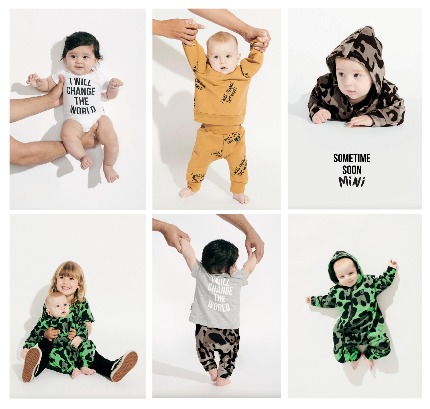 Renowned for its contemporary, streetwear-inspired aesthetics and high-quality materials, established Denmark-based kids' brand  SOMETIME SOON  is launching a new  MINI  collection for infants & toddlers. The line is made with 100% organic fabrics & materials including oekotex certified to standard 100, meaning less chemicals for baby and mother Earth.    AB SPOON SHOWROOM     Suite A677 | Contact:  beatriz@abspoon.com  or 213.688.9614