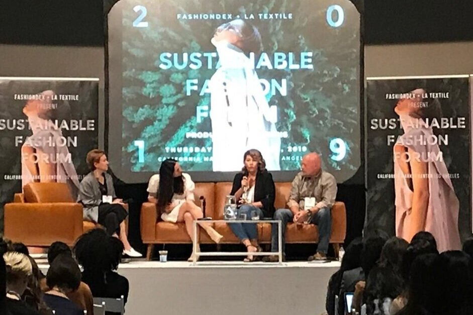 Fashiondex S Sustainable Fashion Forum Addresses Solutions In Apparel Production California Market Center