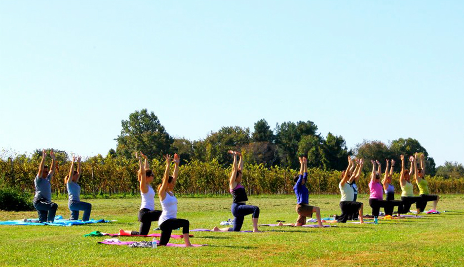 Private Off Site Yoga, Om Studios
