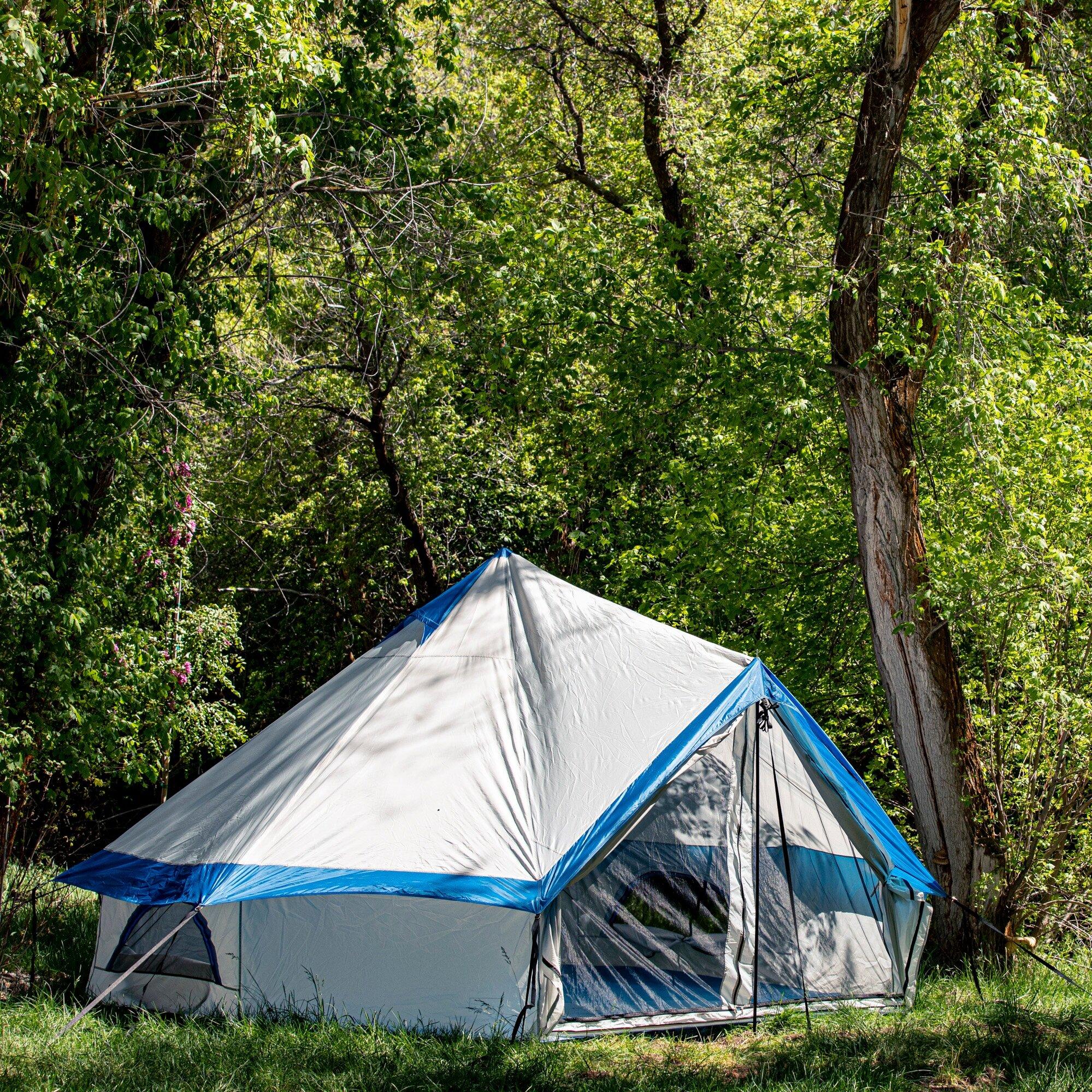 Bell Tent - Maker: NoBox Tools