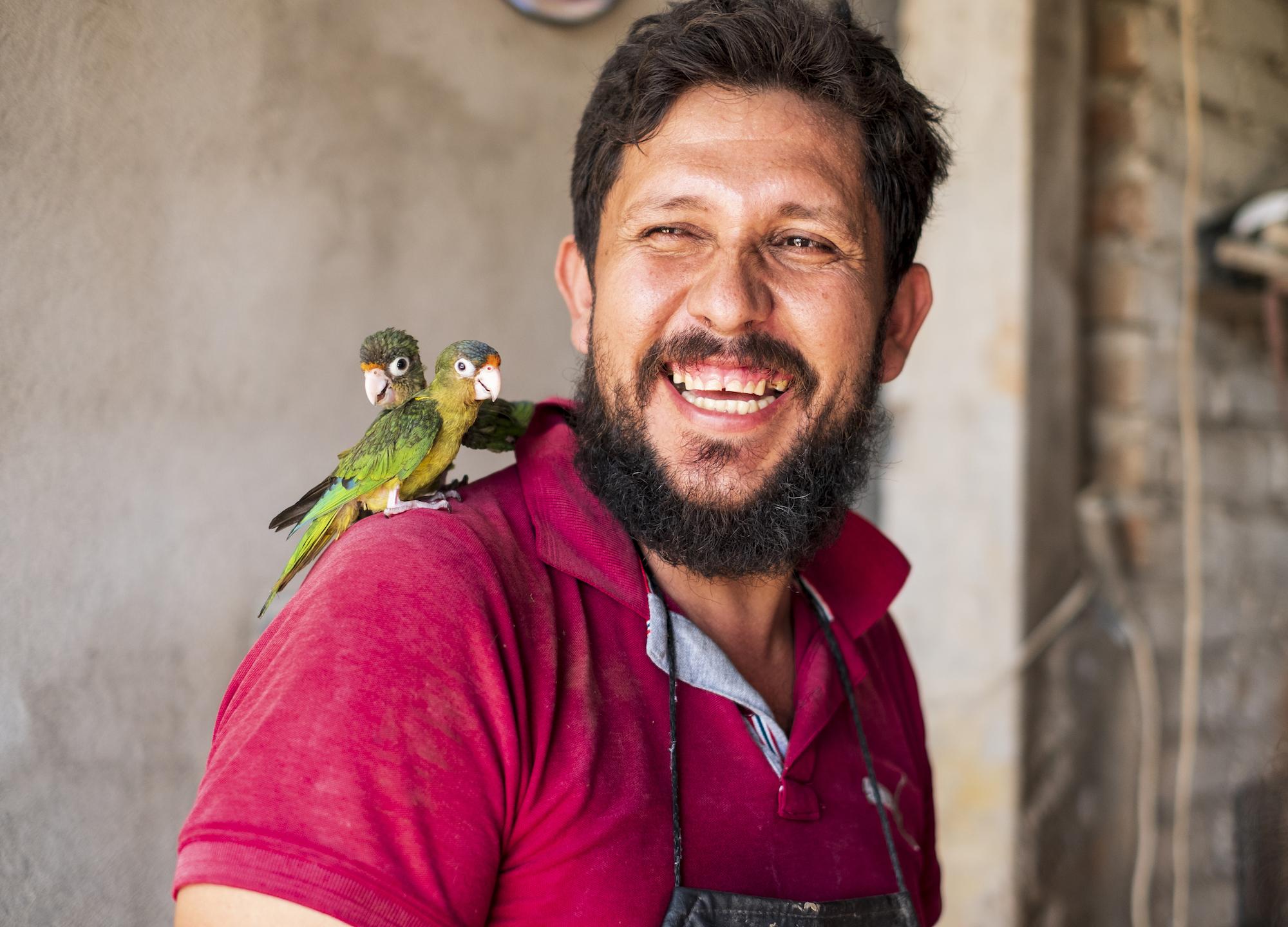 Francisco; partner; animals