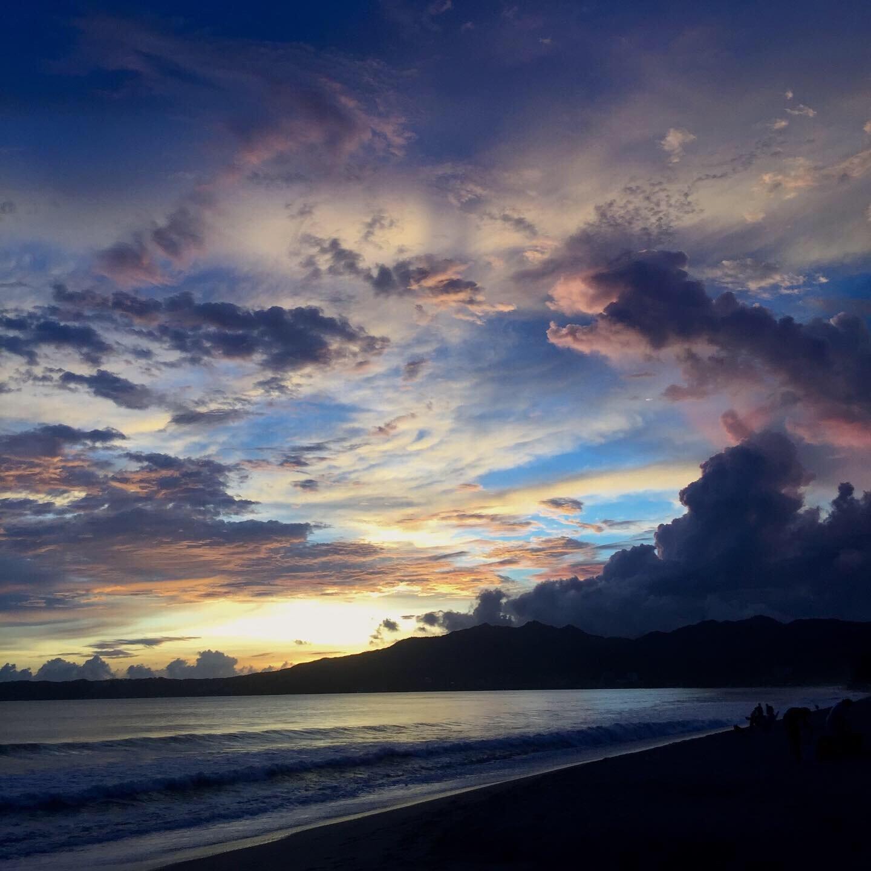 Sunset in Bucerías