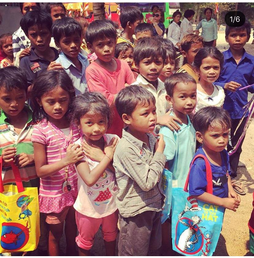Rose 2 Hope giving back in Cambodia