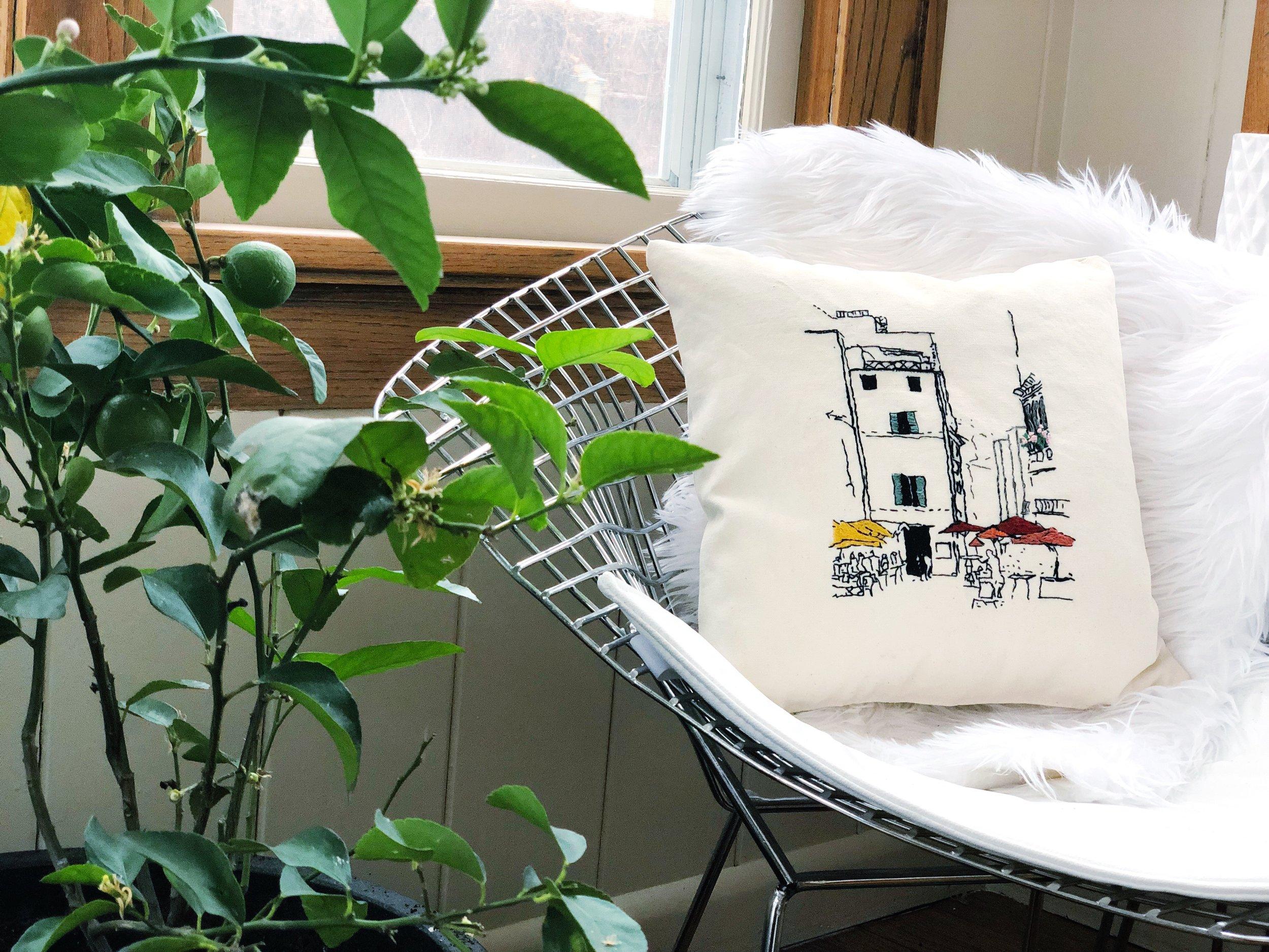 embroidery design diy throw pillow.JPG
