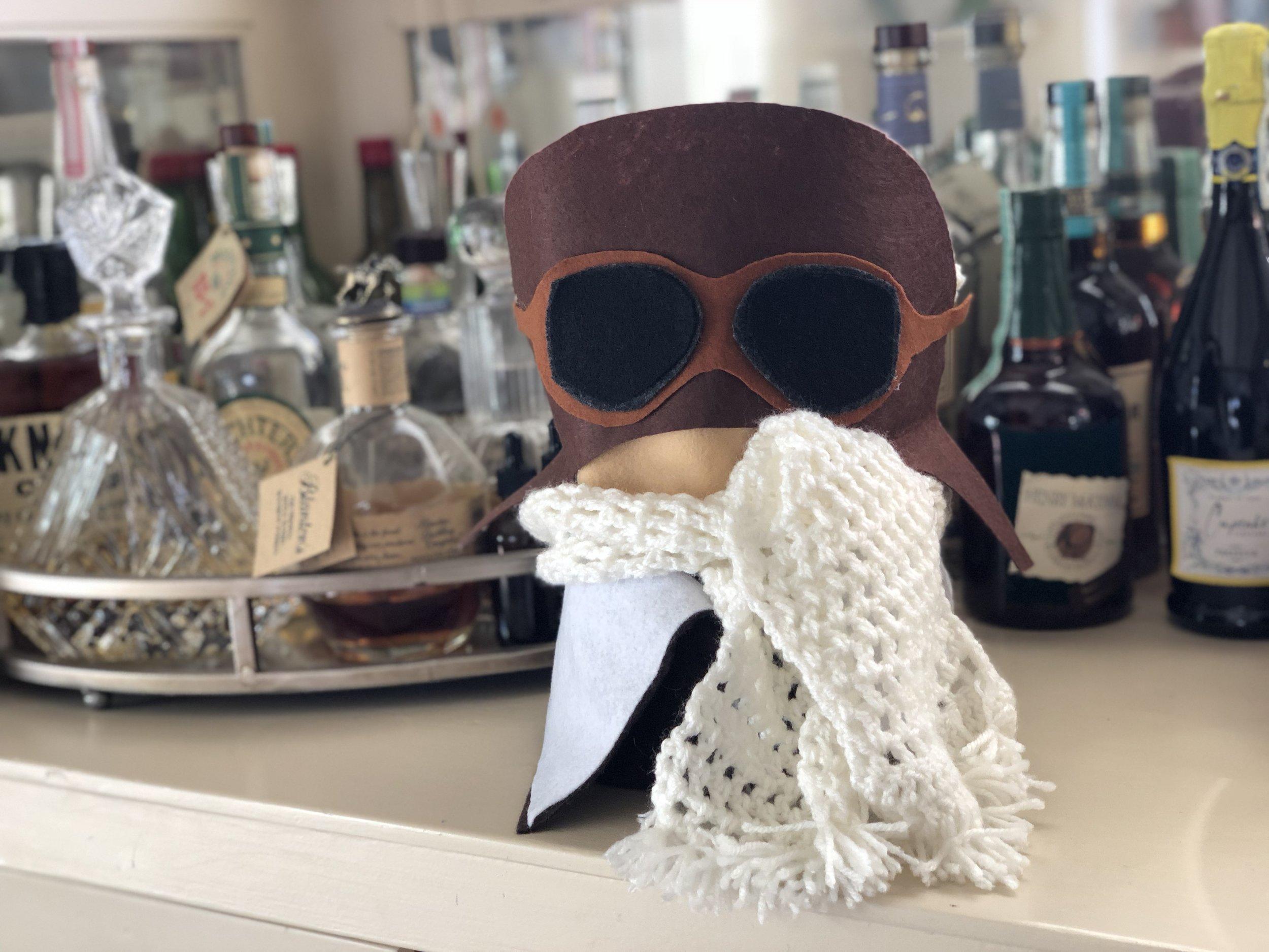 Amelia EarHEART Wine Box Tote