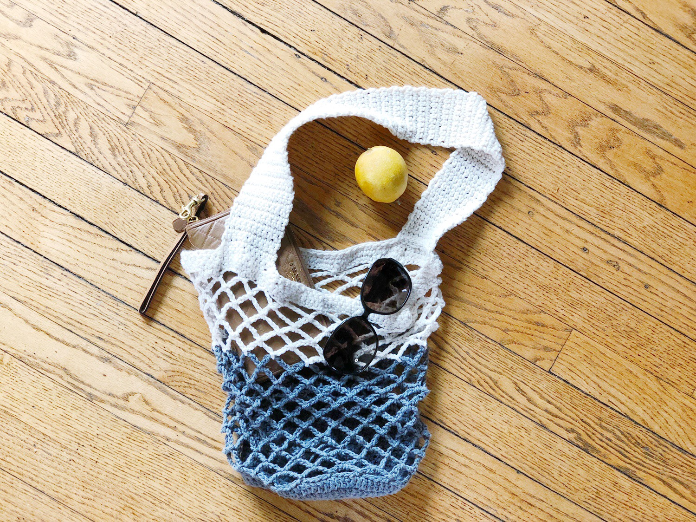 Crochet Net Market Bag