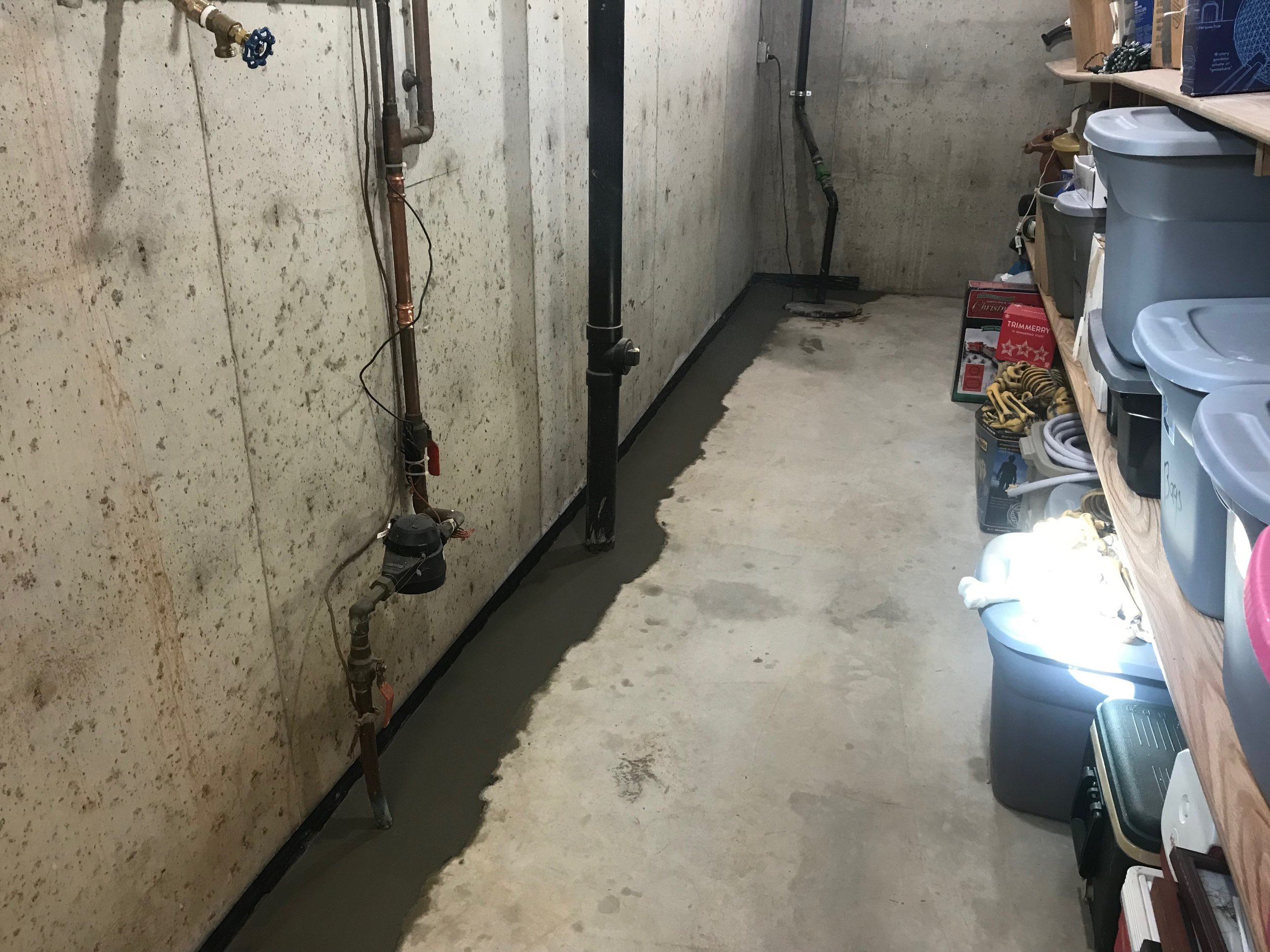 Basement RepairExperts in Basement Repair and Waterproofing
