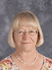 Mrs. Ann Hickman, Extended Care Teacher