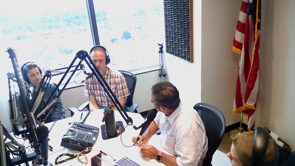 Guest on John Rush Radio Show
