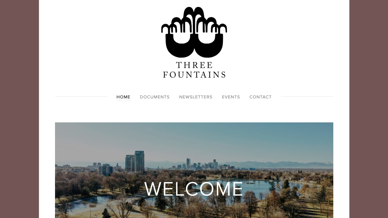 Three Fountains HOA