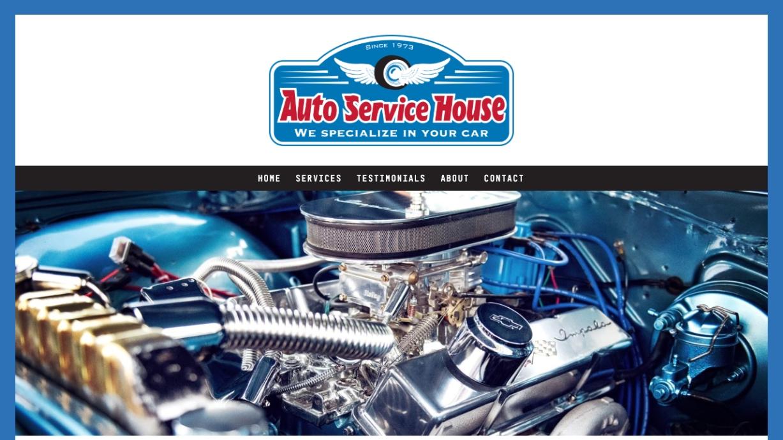 Auto Service House