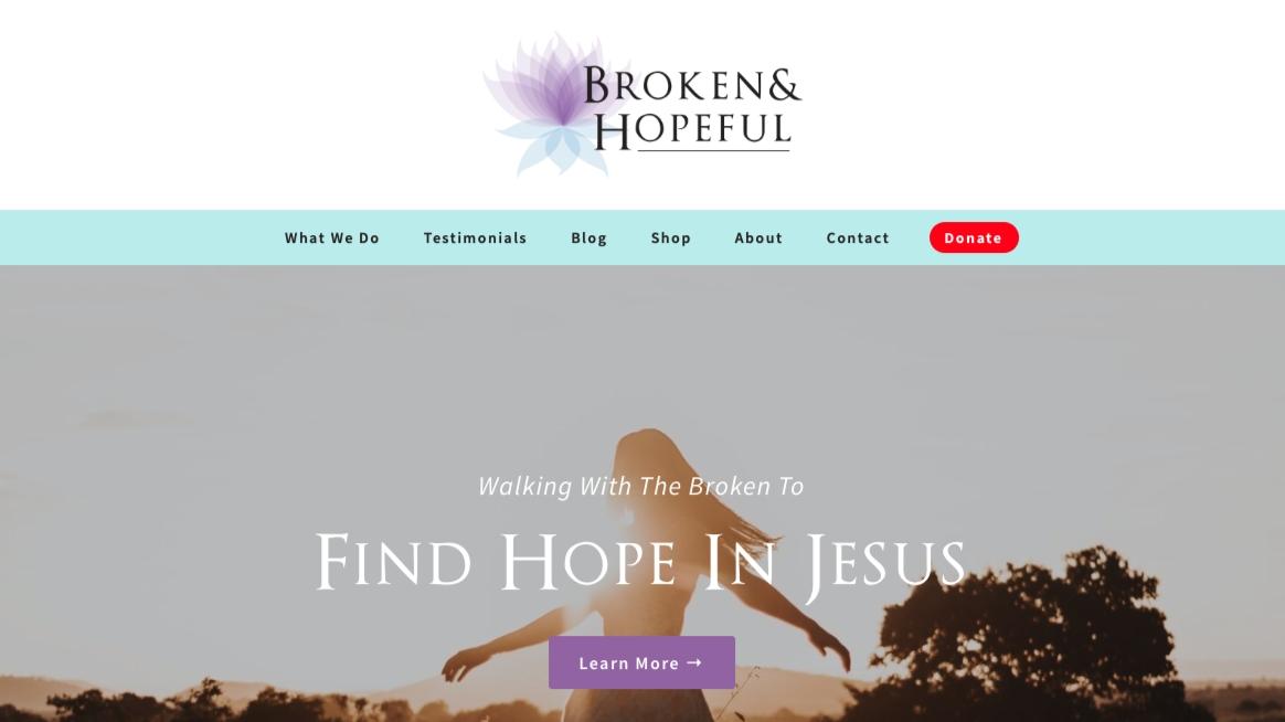 Broken & Hopeful