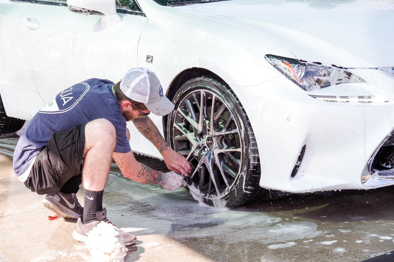 Aqua Cville Hand Car Wash