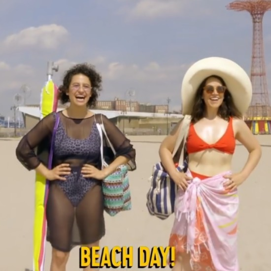 Ummm, did you see that @pearce4humans sheer T on @ilana  on the most recent season of @broadcity ??? We made those for Pearce right here in Philadelphia! Star struck!! 🌟 🌟 . . Your fashion business starts with a great product! Let us get you there! . #dropculture #fashiondesigner #smallbatchproduction #micromanufacturing #broadcity #phillyfashion