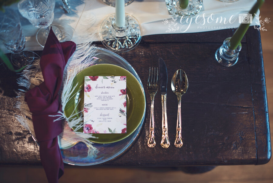 Place setting with stationery 1 colour.jpg