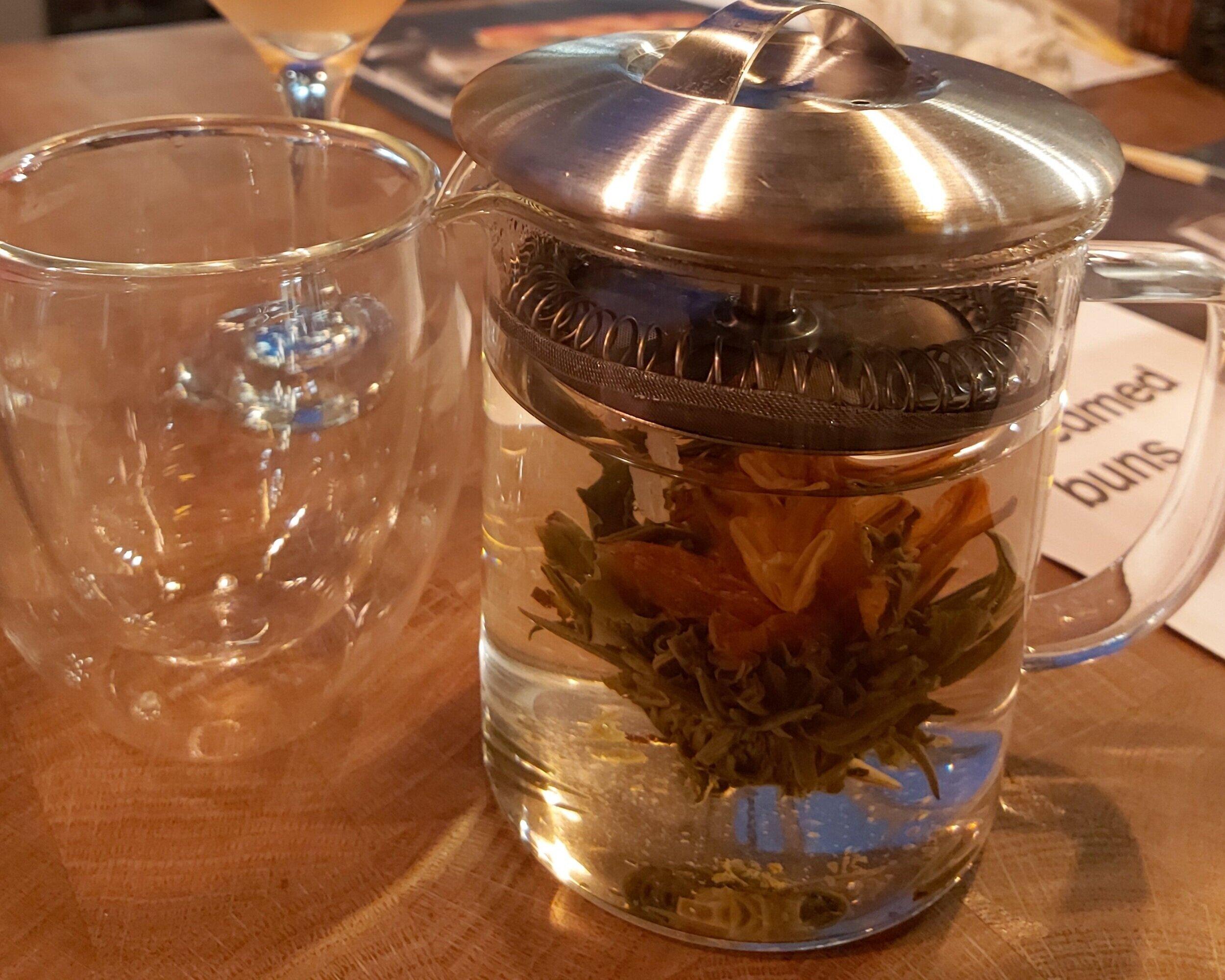 Flowering Jasmine Tea