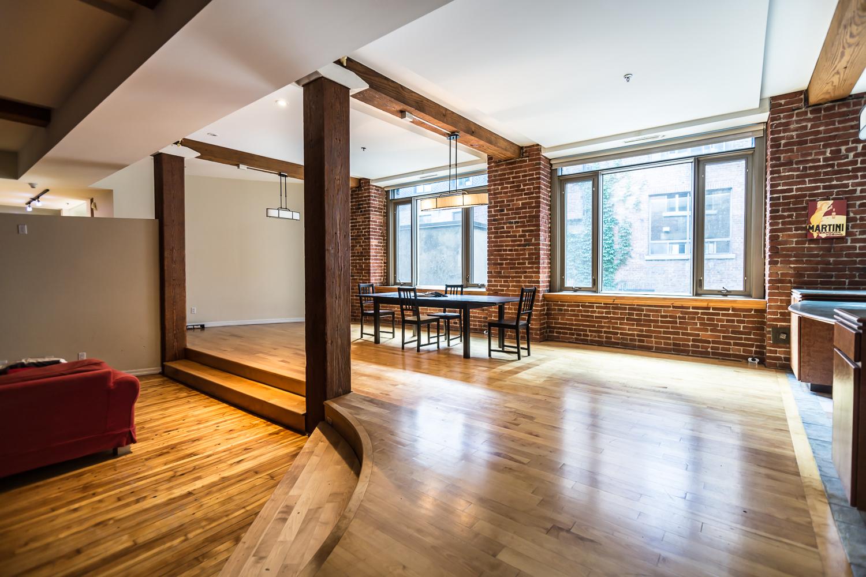396 Rue Carmichael, app. 2 Ville-Marie (Montréal)    3,300$/mois